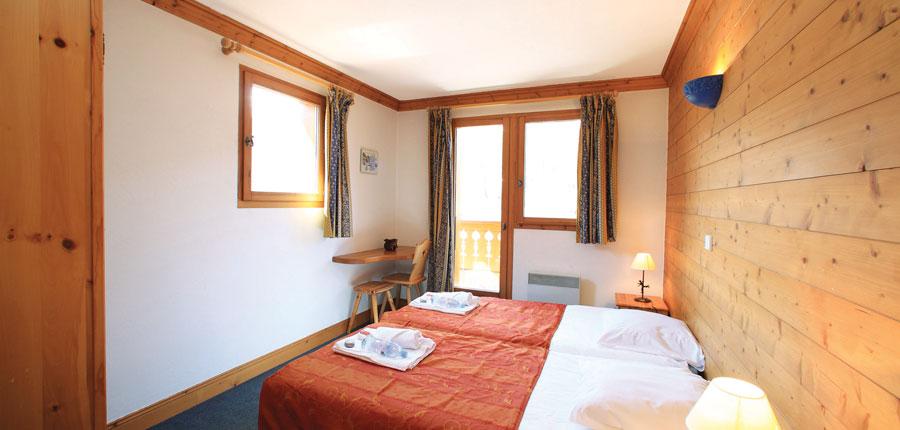 Chalet Etoile des Neiges - Bedroom